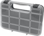 """Ящик-органайзер для крепежа 12"""" (245х180х45 мм), FIT, 65643"""
