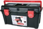 Ящик для инструментов черный, ручка патент №30, TAYG, 130007