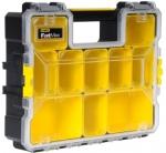 Органайзер профессиональный FatMax Deep Pro Plastic Latch, пластмассовый, 44,6x11,6x35,7 см, STANLEY, 1-97-521